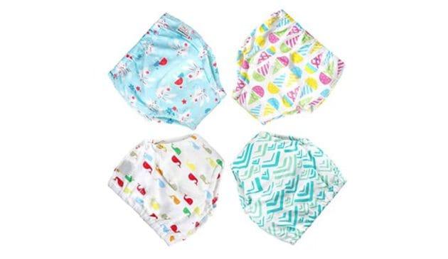 Girl wet panties little Do girls